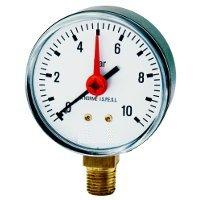 Manometer-1-0-MPa--AX-zadny-1-4--D-63